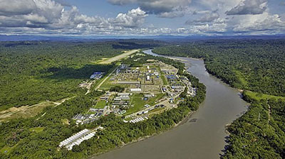 Tedagua construirá la ampliación del sistema de tratamiento de aguas de producción de la planta Malvinas de separación de gas