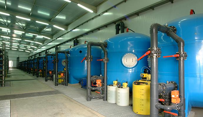 Projects - C  de Regantes de Águilas Desalination Plant